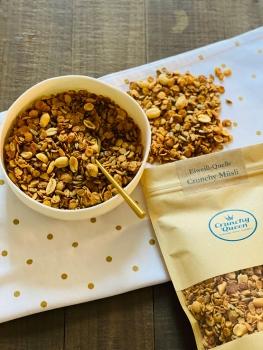 Eiweiß-Quelle Crunchy Granola Müsli