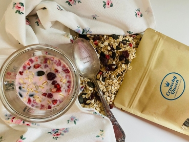 New: Limited Edition Pink Power Muesli