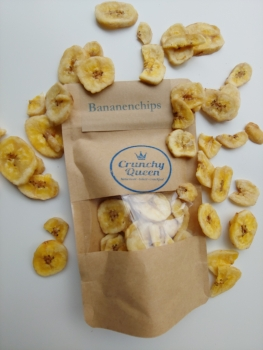 Bananenchips 50g