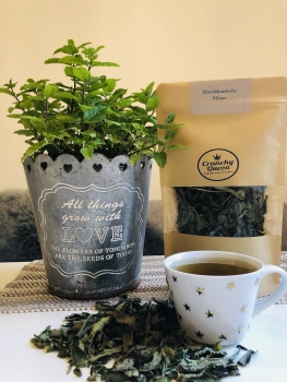 Limited Edition: Dried Moroccan Mint