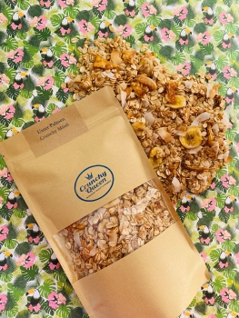 Limited Edition Under Palms Crunchy Muesli