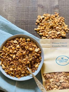 Fitness Protein Crunchy Granola
